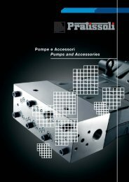 Pompe e Accessori Pumps and Accessories - Pumps & Pressure Inc.