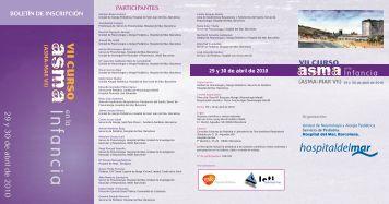 Programa - Asociación Española de Pediatría