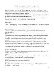 Struttura e contenuto degli Annali Idrologici [file.pdf] - Regione ...