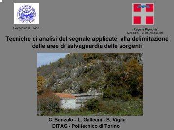 Apri la presentazione - Regione Piemonte