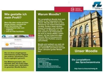 Unser Moodle - Technische Universität Braunschweig
