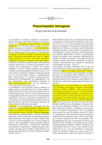 v. pneumopatie iatrogene - vitarubata