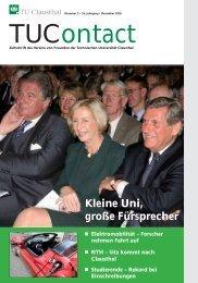 2. Ausgabe 2010 - TU Clausthal