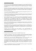 Protokoll über die Sitzung des Senats am 7. Mai 2013 - TU Clausthal - Page 5