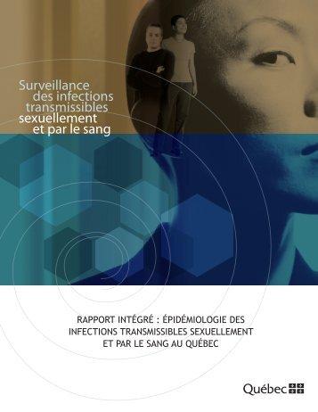 Surveillance des infections transmissibles sexuellement et par le sang