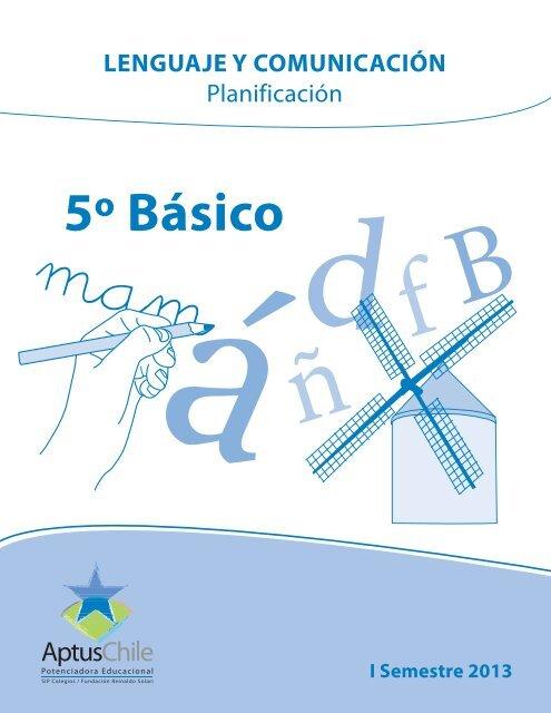 5º Básico Aptus Chile