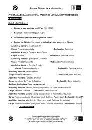 Taller de Lenguaje III y Producción Audiovisual. - Escuela de ...