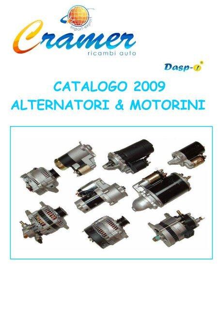 ALTERNATORE AD ACQUA 190AH MERCEDES CLASSE C CDI DA 2000 DRA4035