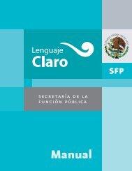 Manual de Lenguaje Ciudadano
