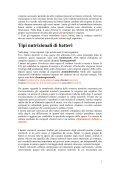 Appunti della lezione 10 – Coltivazione dei microrganismi Esigenze ... - Page 2