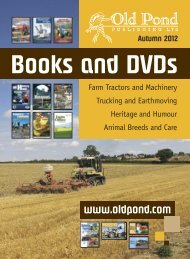 to download our Old Pond Autumn 2012 Catalogue in Adobe