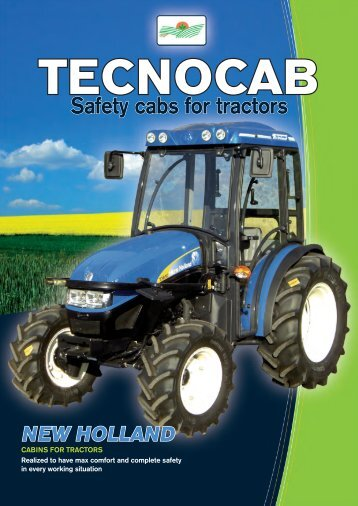 Safety cabs for tractors - torincab2