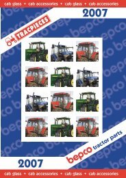 Cab Parts Tractor Pages - cliffords tractor parts
