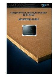 Verlegerichtlinien für Fliesen - Wolf Bavaria