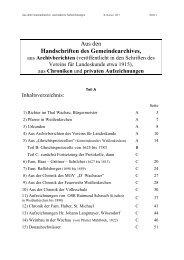 gemeindearchiv_a - Weißenkirchen in der Wachau