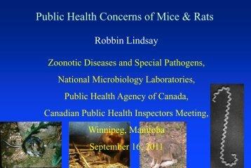 Plague - CIPHI Manitoba