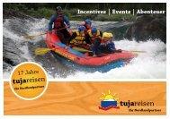 Incentives | Events | Abenteuer - Tuja Reisen!