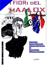 Maggio 2011 - Fiori del Maalox.it