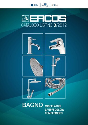 PDF CATALOGO BAGNO Ed.3-2012 - Ercos Spa