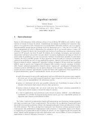 Algoritmi euristici 1 Introduzione - Dipartimento di Ingegneria dell ...