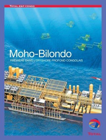 Moho-Bilondo, première dans l'offshore profond congolais - Total.com