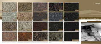 SenSa Natural Stone - Granite & Marble Express