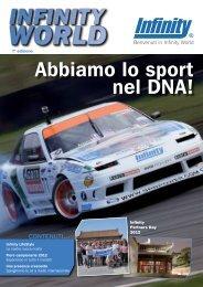 Abbiamo lo sport nel DNA! - Infinity News