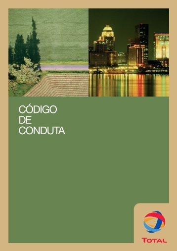 Code de conduite - version portugaise - Total.com