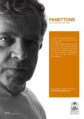 PANETTONE - Molino Quaglia S.p.A.