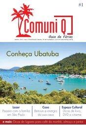 Conheça Ubatuba - revista comuniq
