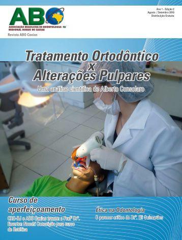 Tratamento Ortodôntico x Alterações Pulpares - ABO Caxias