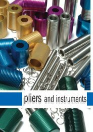pliers and instruments - DB Orthodontics