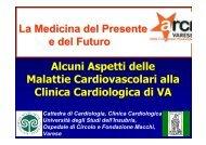VA- Futuro della Cardiologia - Dipartimento di Informatica e ...