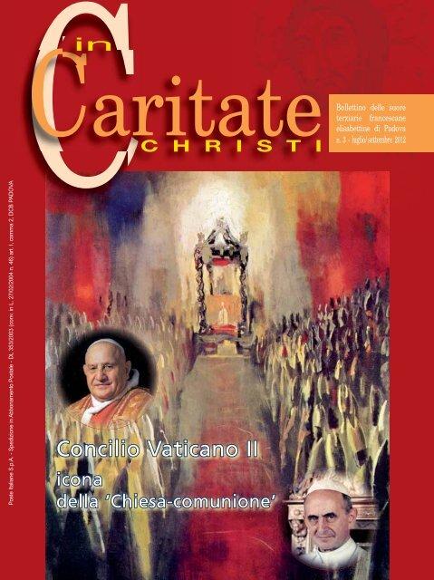 n. 3 - luglio/settembre 2012 - Suore Francescane Elisabettine