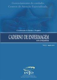 enfermagem em ortopedia volume 2.pdf - BVS Ministério da Saúde