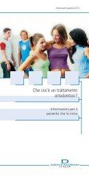 989-458-51_Informazioni trattamento ortodontico - Dentaurum Italia