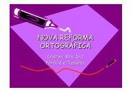 Nova Reforma Ortográfica