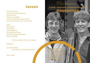 diagnostisch - Deutsche Ullrich-Turner-Syndrom Vereinigung e.V.