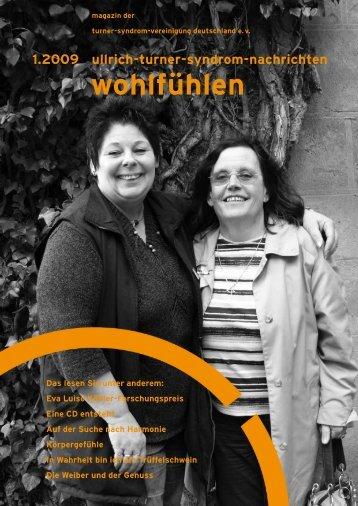 Eva Luise Köhler - Deutsche Ullrich-Turner-Syndrom Vereinigung e.V.