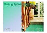 Medicina Dentária Desportiva