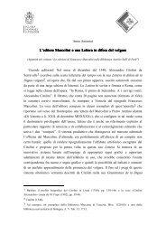 L'editore Marcolini e una Lettera in difesa del volgare L'editore ...