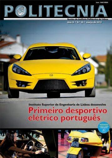 Consulte a versão PDF ( 3.08 MB ) - Instituto Politécnico de Lisboa