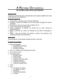 RFO- A Reforma Ortográfica