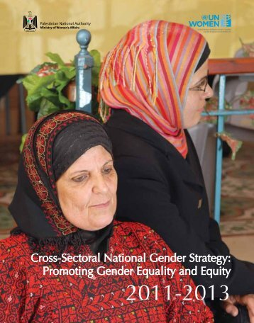 Cross-Sectoral and National Gender Strategy 2011-2013 - UN Women