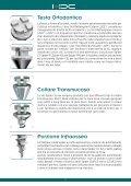 Sistema di mini viti per ancoraggio ortodontico - Orteam - Page 3