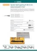 Sistema di mini viti per ancoraggio ortodontico - Orteam - Page 6