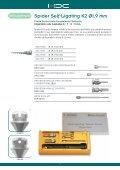 Sistema di mini viti per ancoraggio ortodontico - Orteam - Page 7