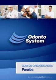 rede credenciada odontosystem - pb - Inec
