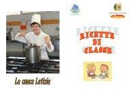Ricette Letizia - Comune di Scandicci