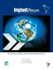 Revista Espanhol v1-n1 - v3.indd - ImplantNews